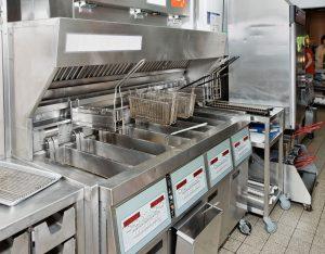 restaurant deep fryer